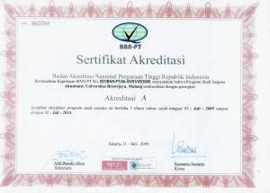 Akreditasi S1