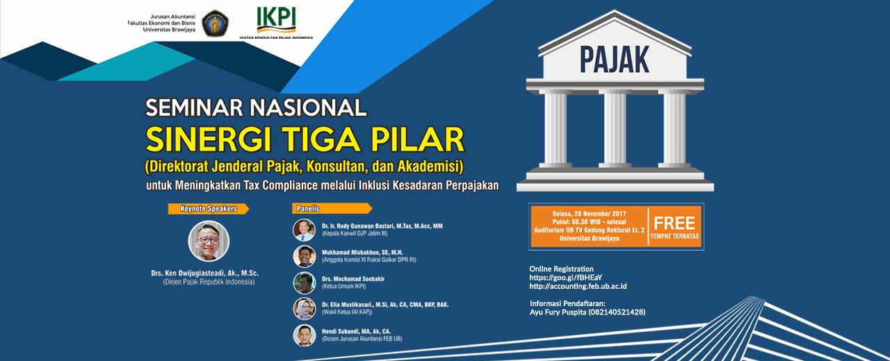 seminar tiga pilar jafeb banner