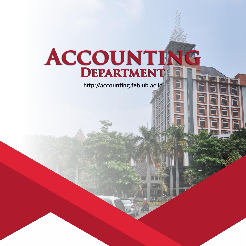 Pengumuman Peraih Skripsi Unggulan Jurusan Akuntansi Semester